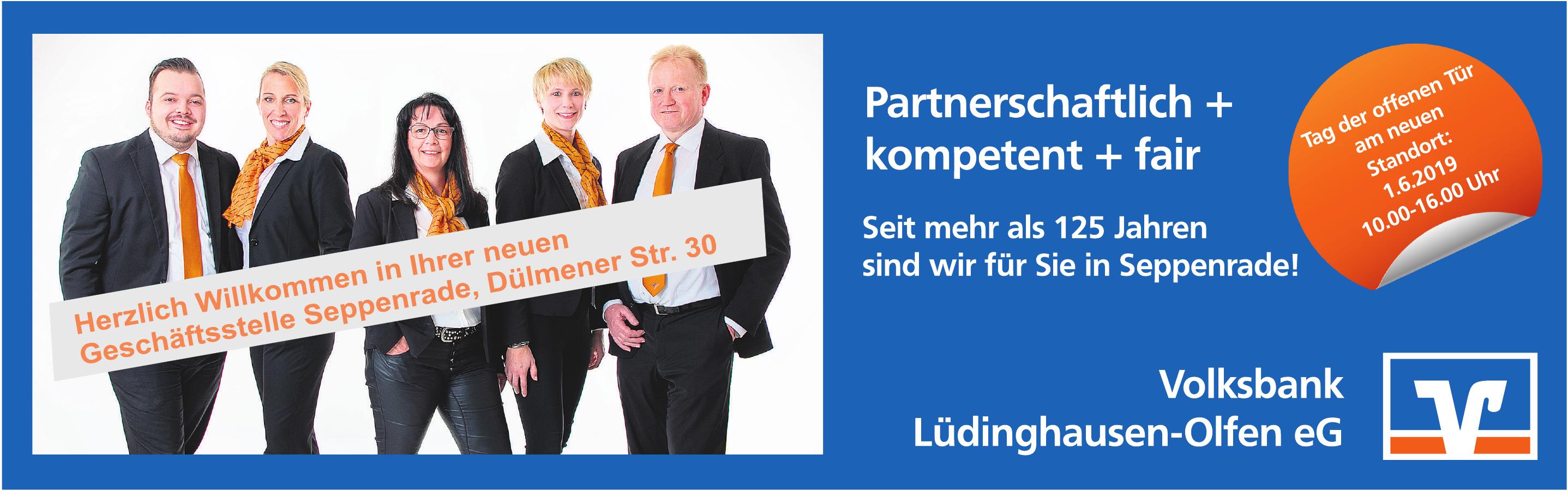 Volksbank Lüdinghausen-Olfen eG