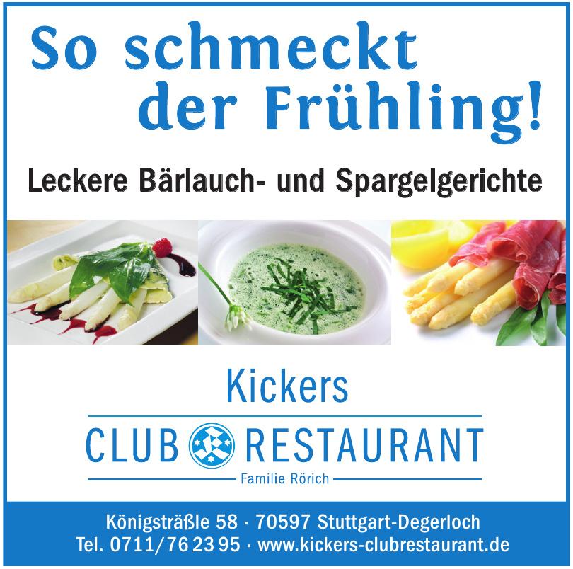 Kickers Sportpark Gastronomie Rörich GmbH
