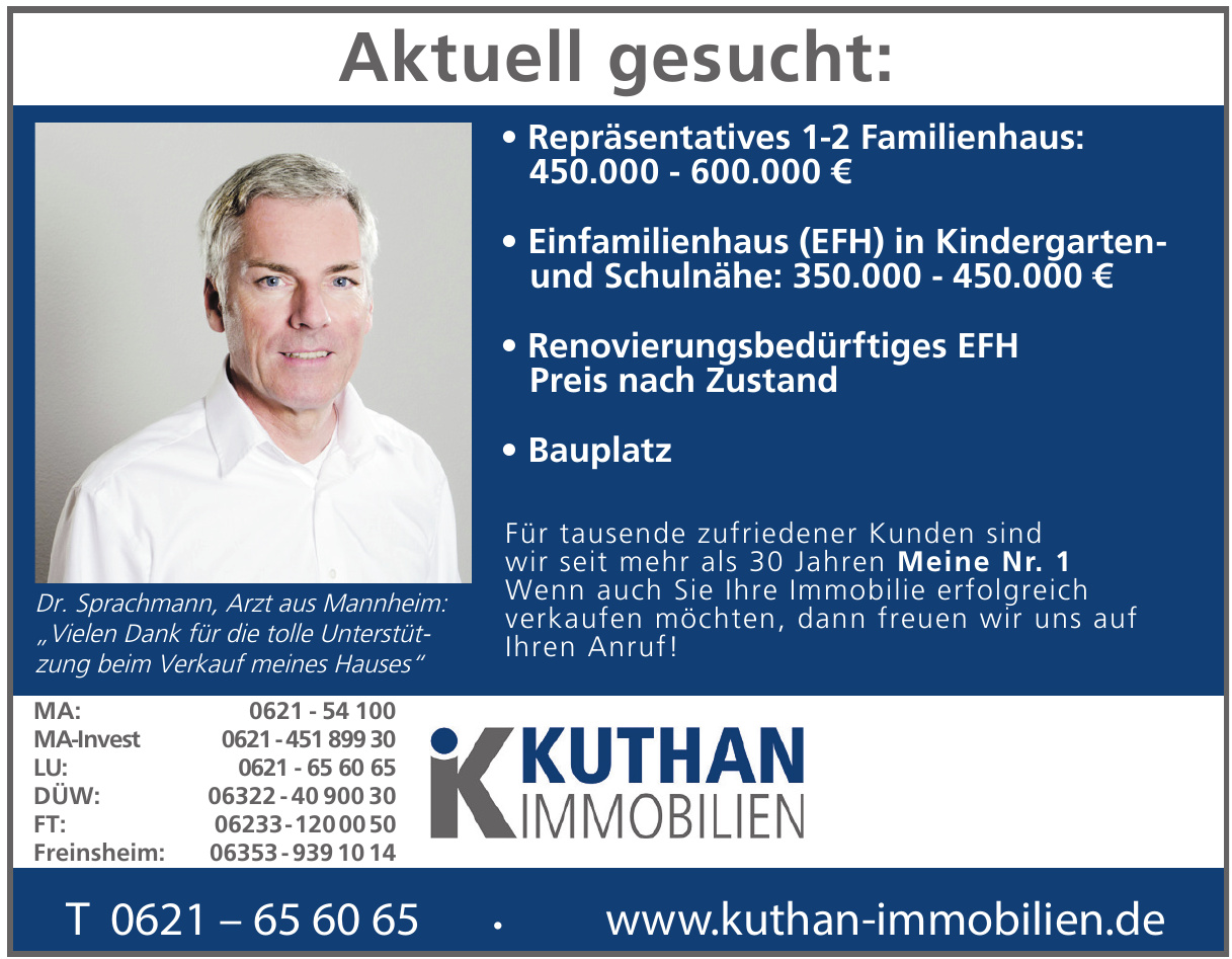 Kuthan Immobilien - MA