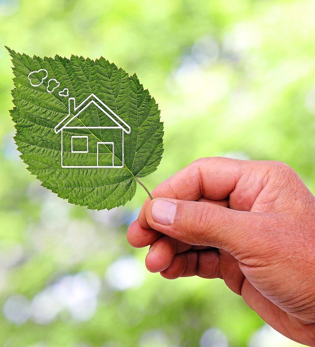 Je energieeffizienter Bürger ihre Häuser bauen, desto größer ist ihr Beitrag zum Klimaschutz. Foto: Getty Images