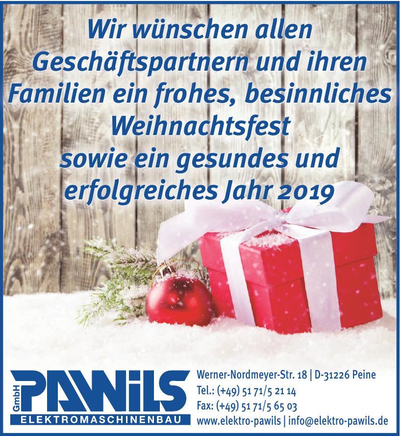 Pawils Elektromaschinenbau GmbH