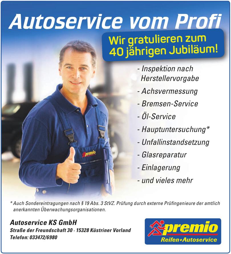 Autoservice KS GmbH