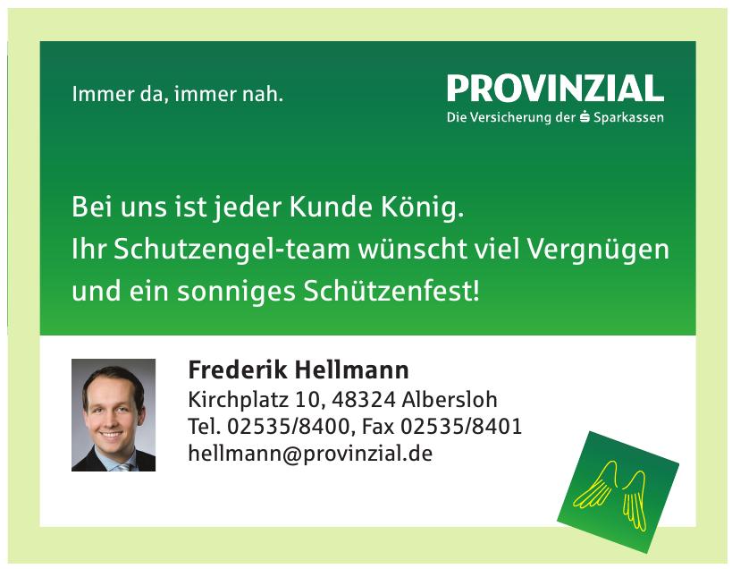Frederik Hellmann