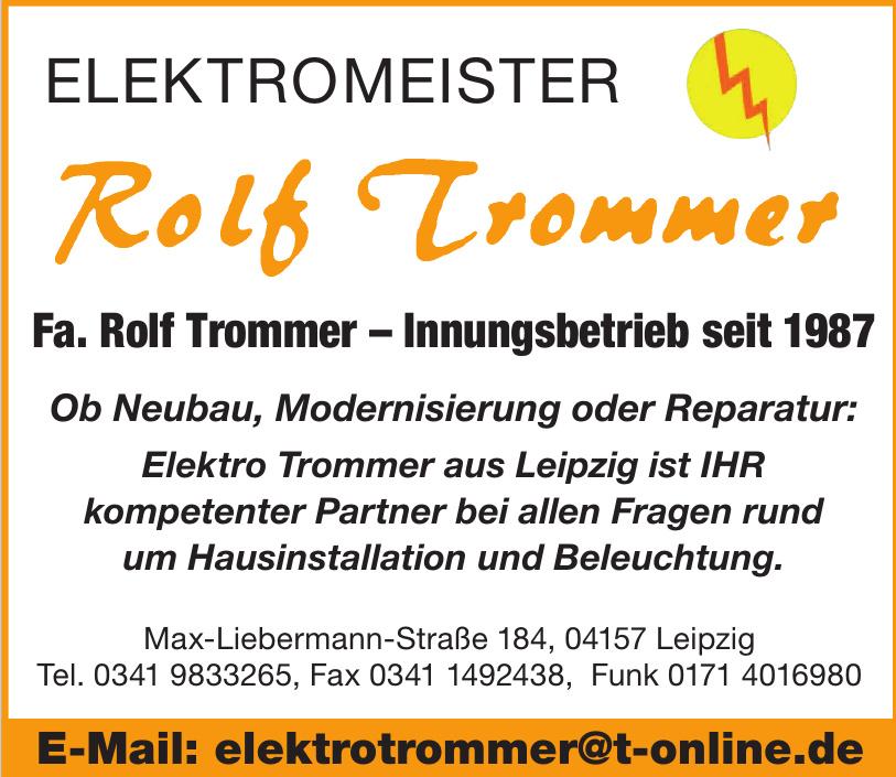 Fa. Rolf Trommer