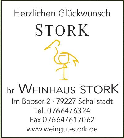 Weinhaus Stork
