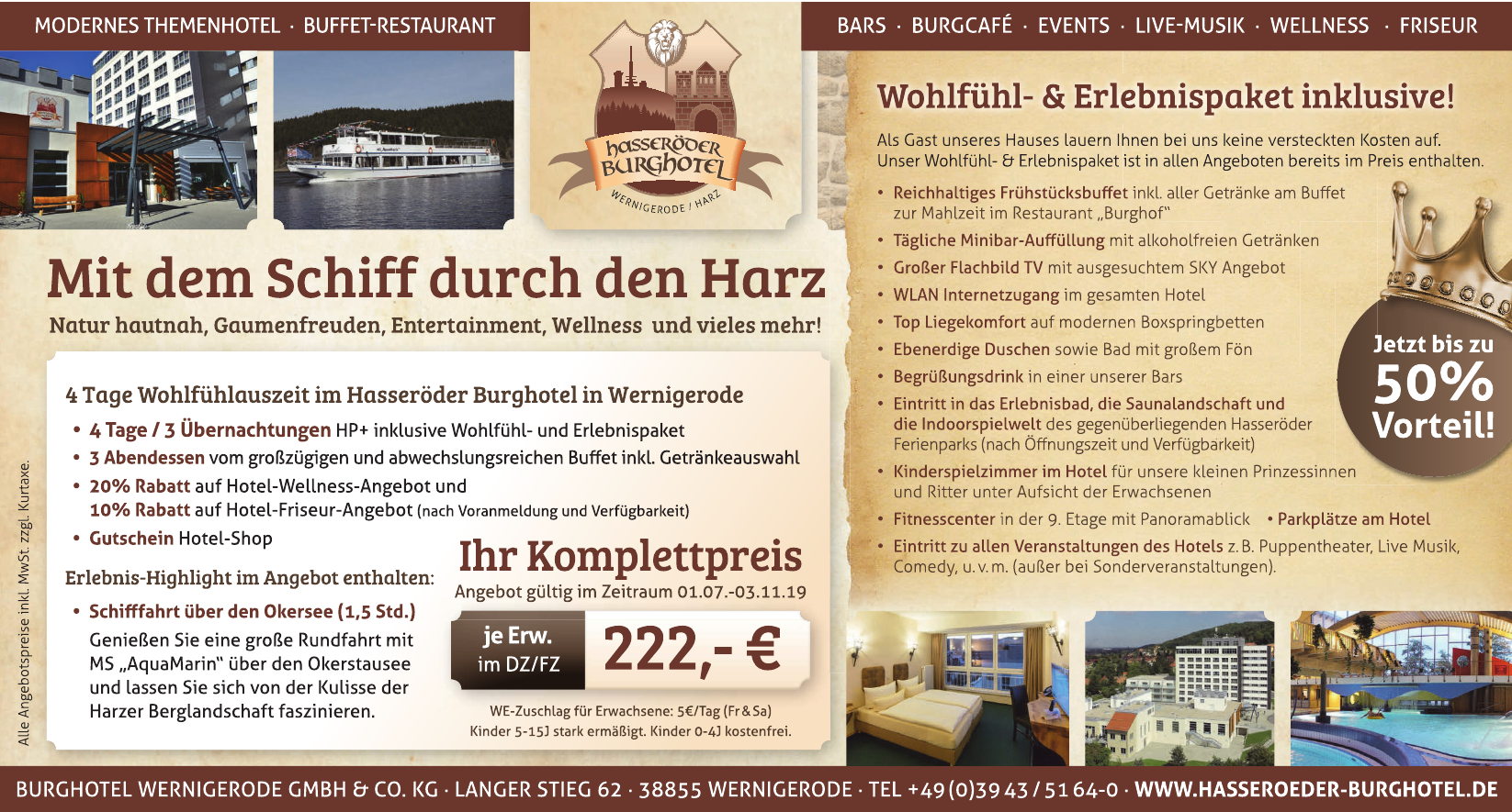 Hasseröder Burghotel GmbH & Co. KG