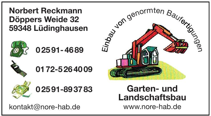 Garten- und Landschaftsbau Norbert Reckmann