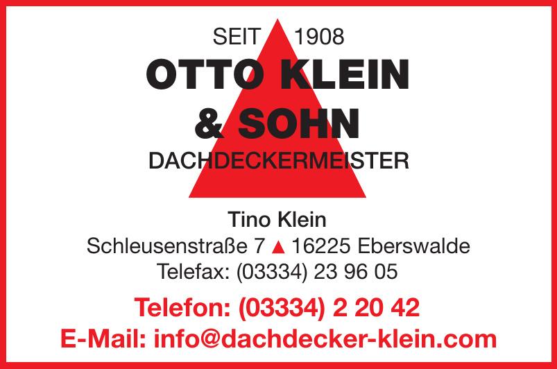 Otto Klein & Sohn
