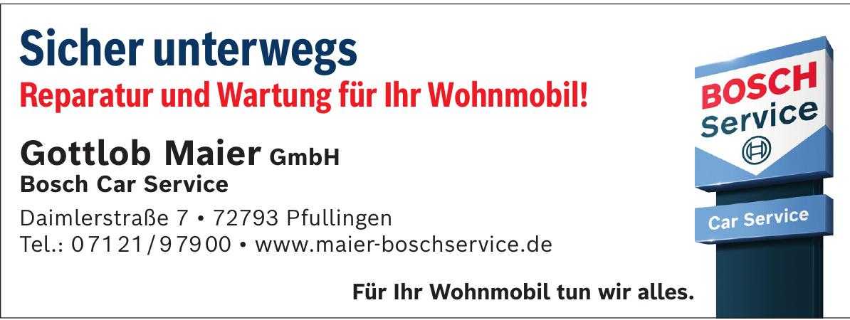 Gottlob Maier GmbH Bosch Car Service