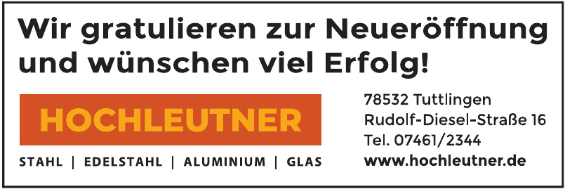 Hochleutner GmbH