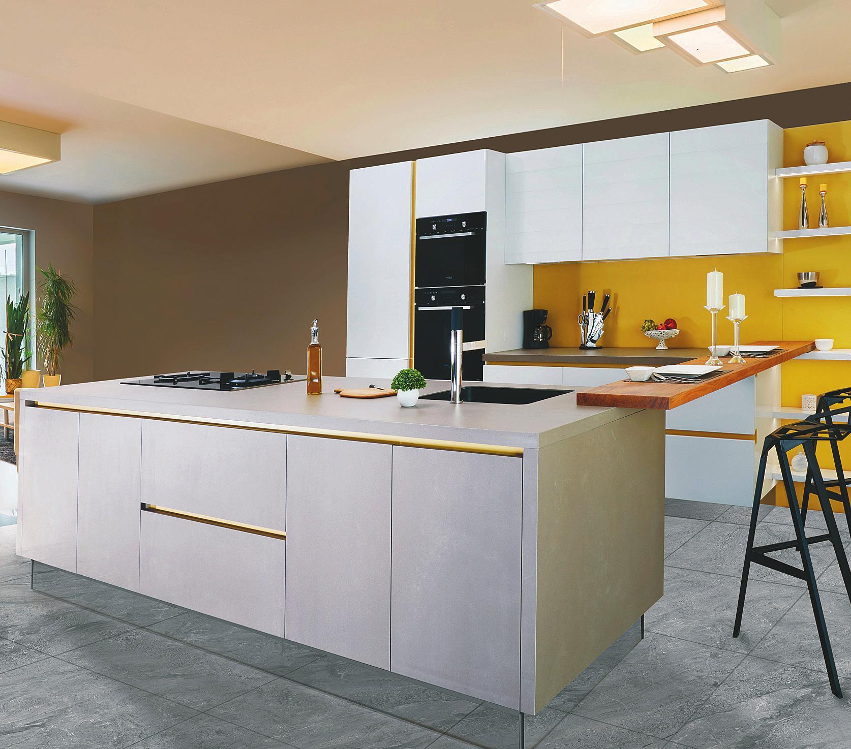 Eine ergonomische Küche überzeugt durch viele variable Module. Foto: Pexels.com