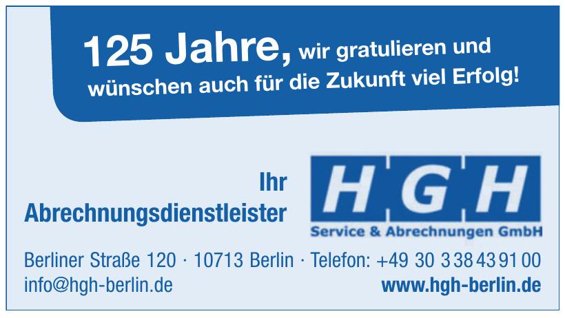 HGH Service & Abrechnungen GmbH