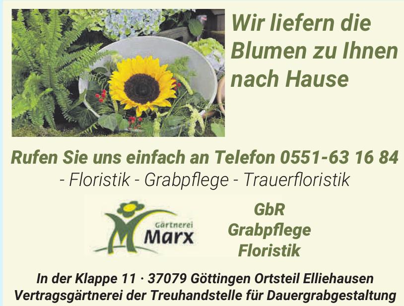 Gärtnerei Marx GbR