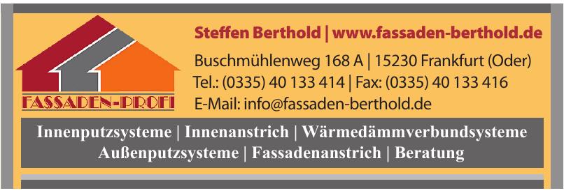 Steffen Berthold