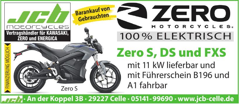 JCB Motorcycles