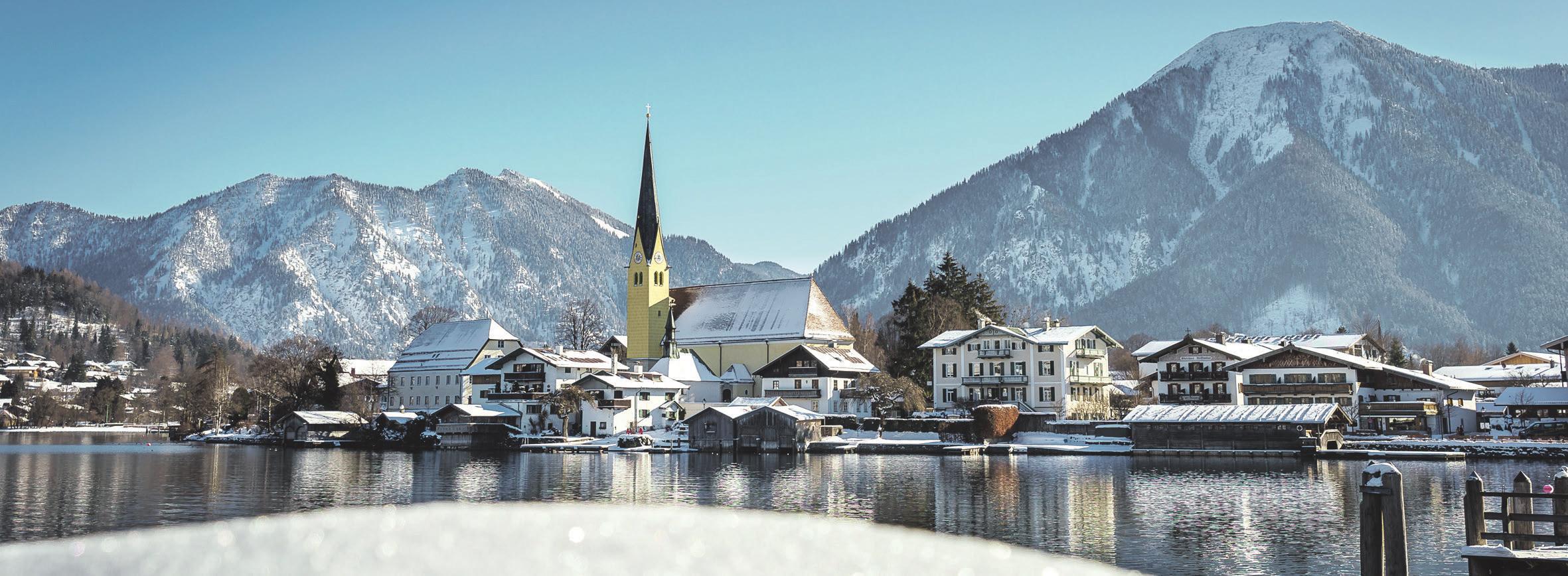 7 Traumwohnungen in einzigartigen Seeblick-Villen am Tegernsee Image 4