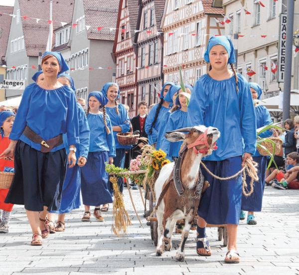 Ennetach feiert Fuhrmannstag Image 2