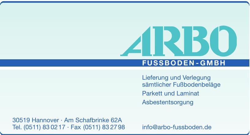 ARBO Fussboden-GmbH