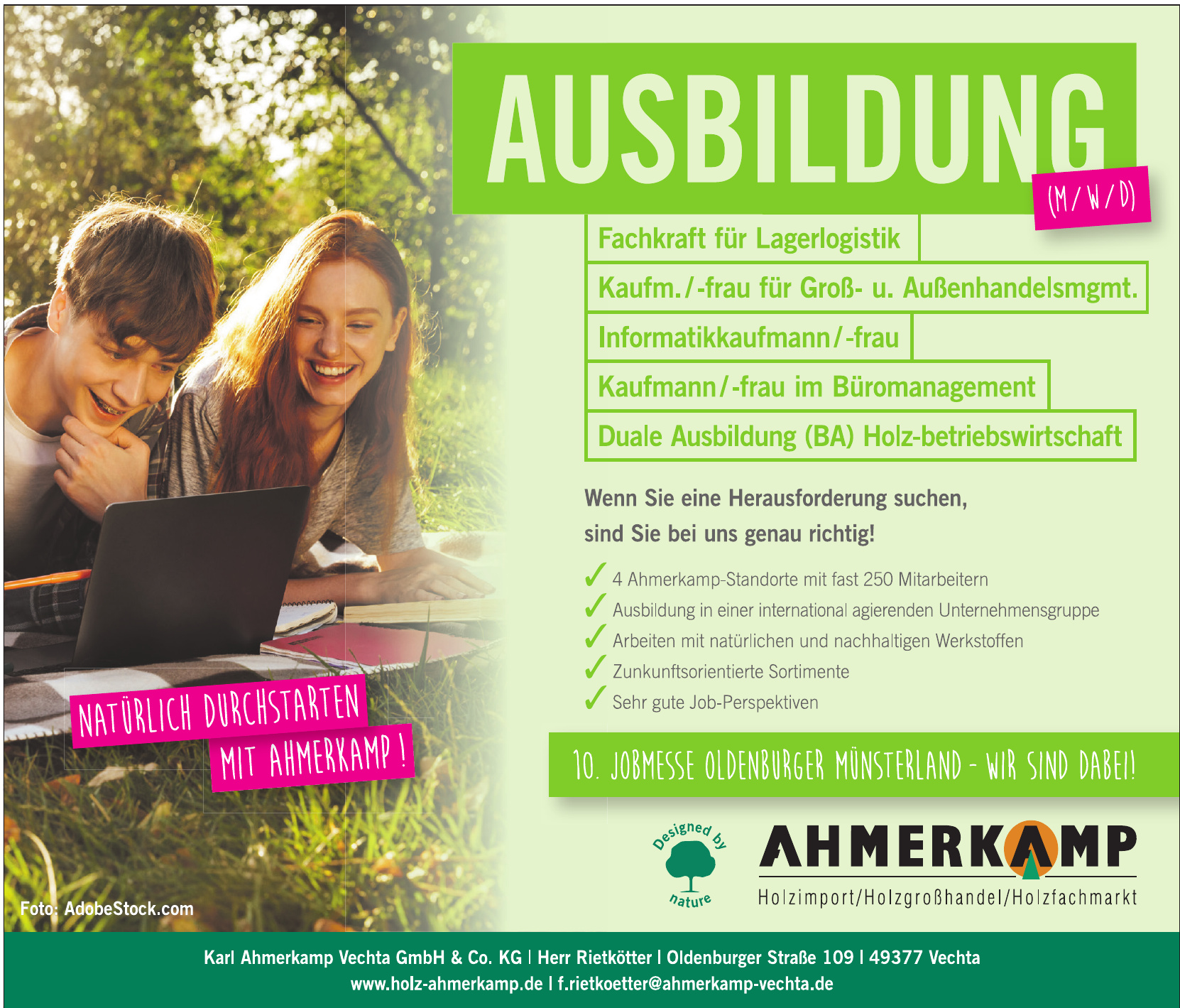 Karl Ahmerkamp Vechta GmbH & Co. KG
