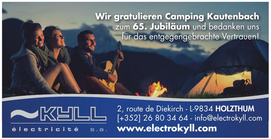 électricité Kyll s.a.
