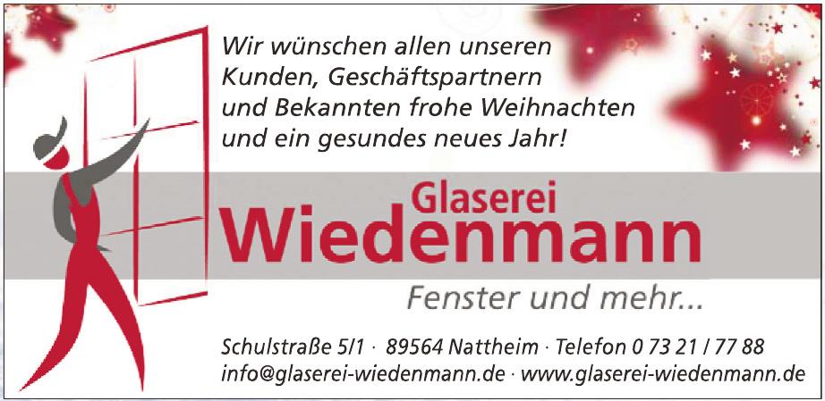Glaserei Wiedemann