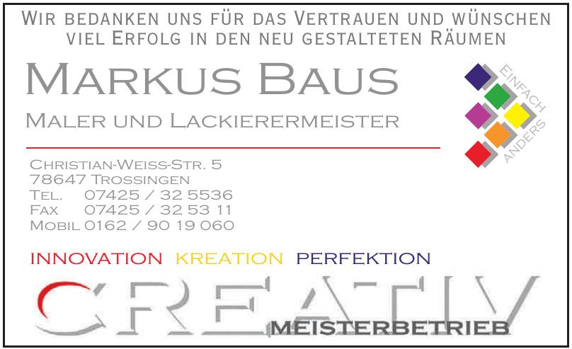 Markus Baus