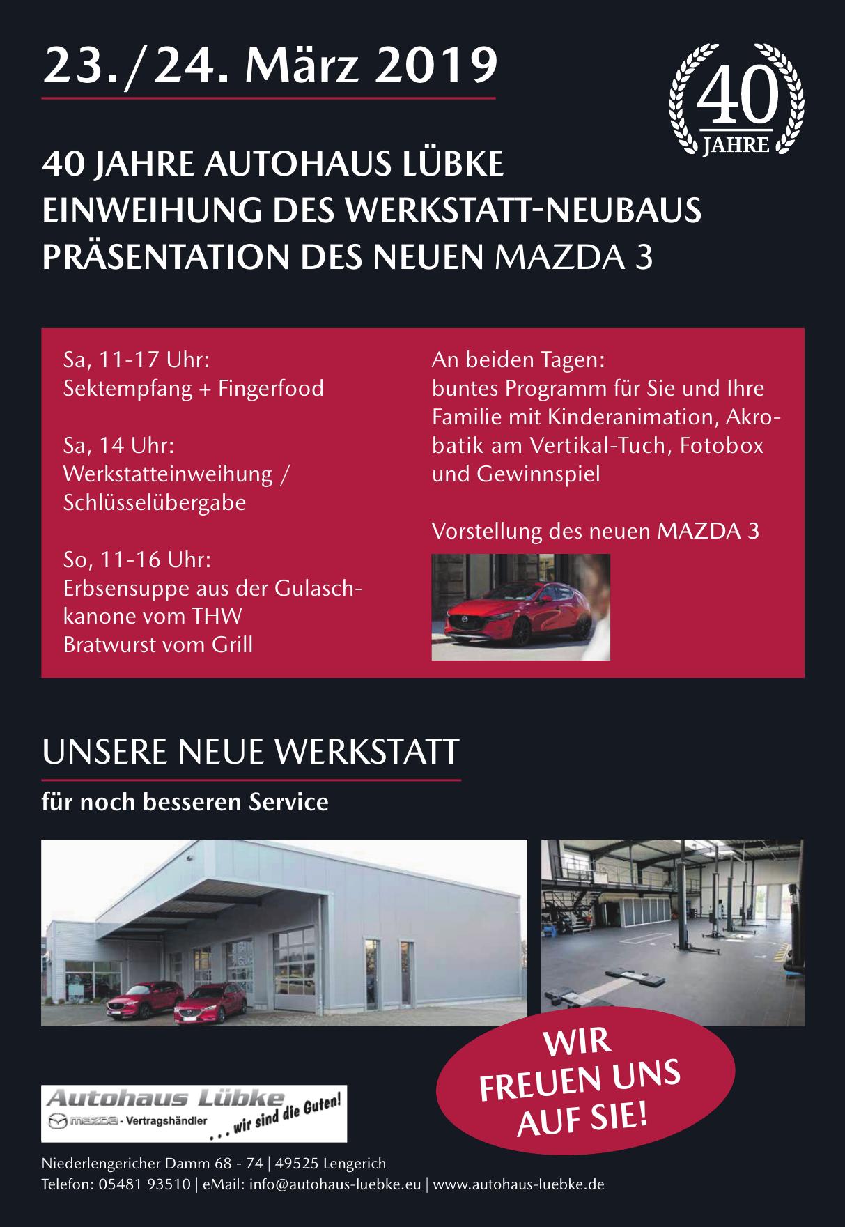 Autohaus Lübke