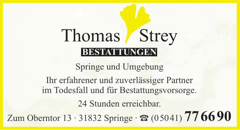 Bestattungen Thomas Strey