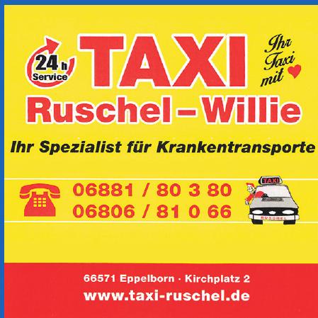 Taxi Ruschel-Willie