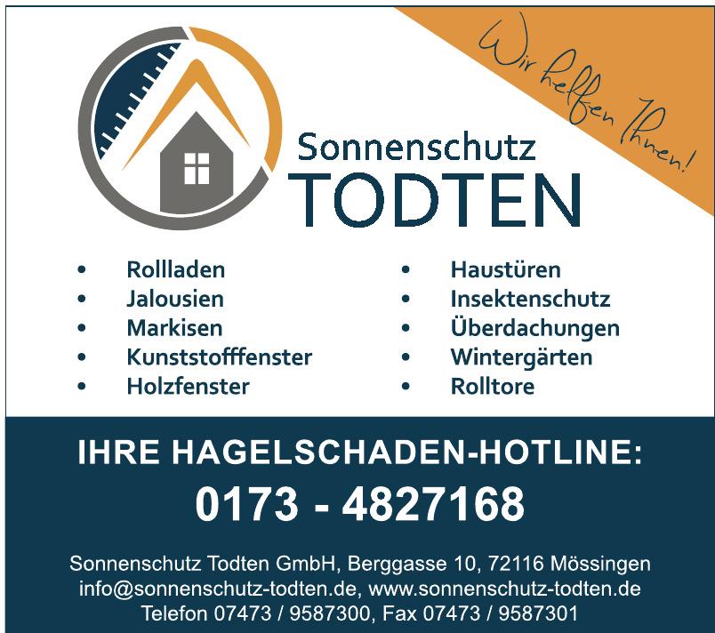 Sonnenschutz Todten GmbH