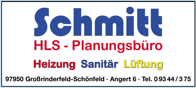 Schmitt HLS-Planungsbüro