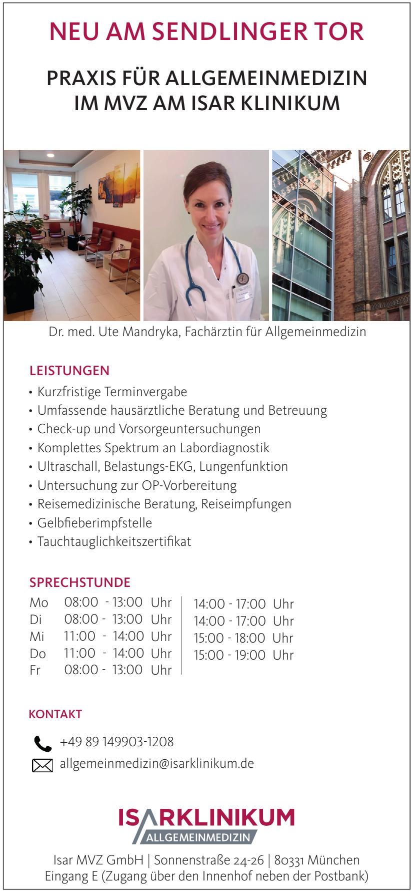 Isar MVZ GmbH