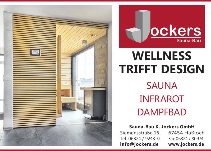 Sauna-Bau K. Jockers GmbH
