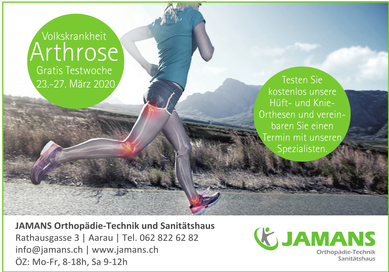 Jamans Orthopädie-Technik und Sanitätshaus