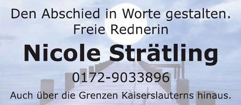 Nicole Strätling