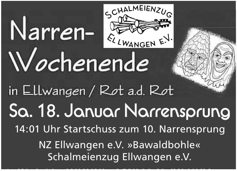 NZ Ellwangen e.V. »Bawaldbohle«, Schalmeienzug Ellwangen e.V.