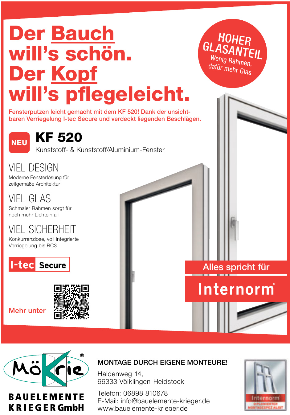 Bauelemente Krieger GmbH