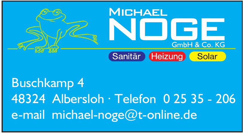 Michael Noge GmbH & Co. KG