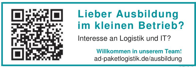 A+D Logistik GmbH
