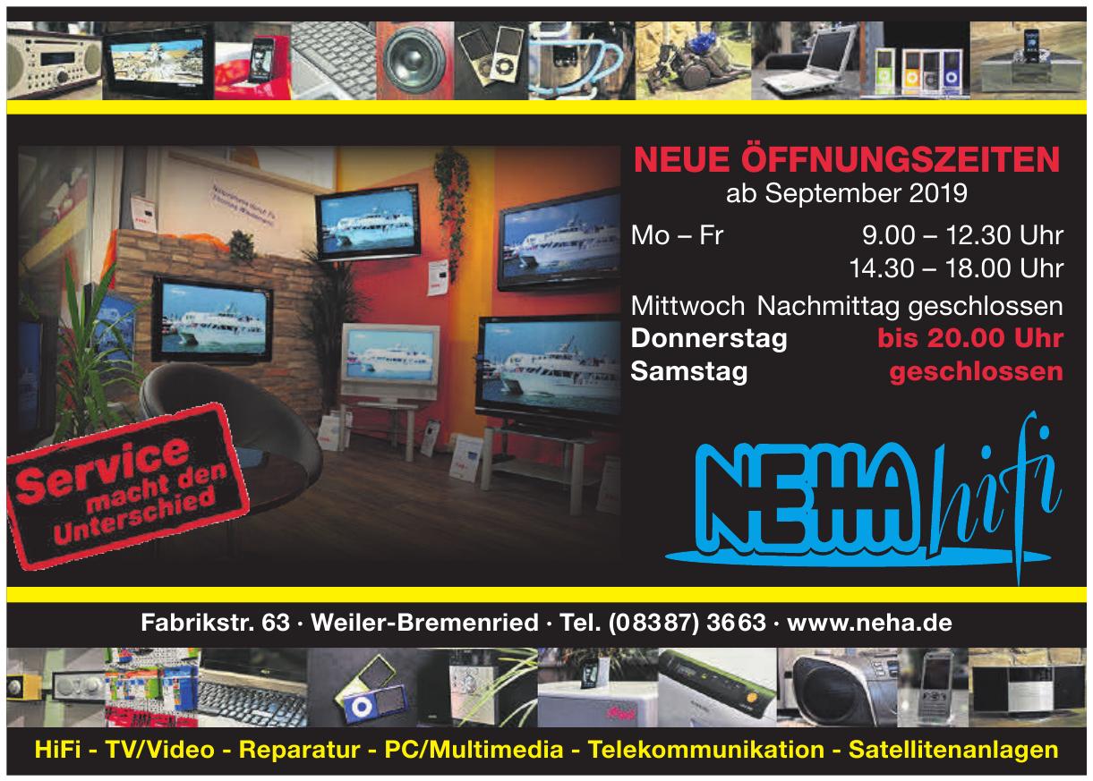Neha-HiFi GmbH