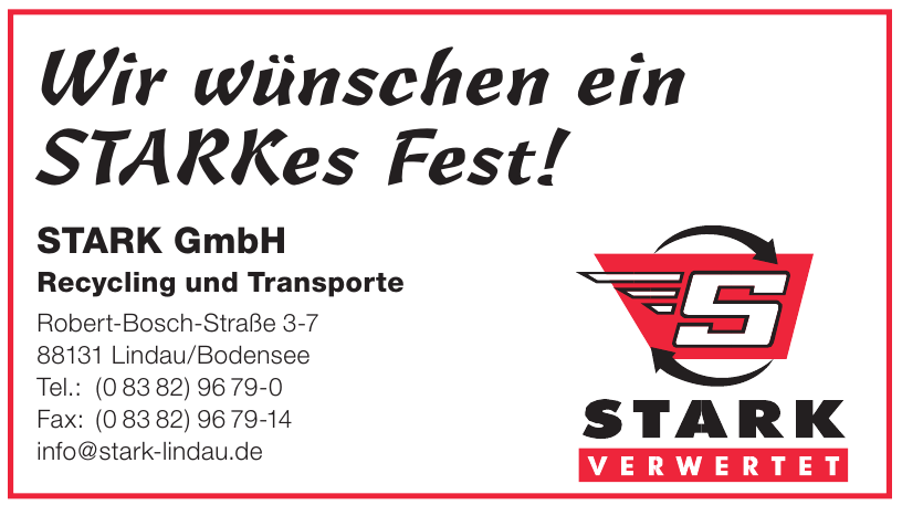 STARK GmbH Recycling und Containerdienst