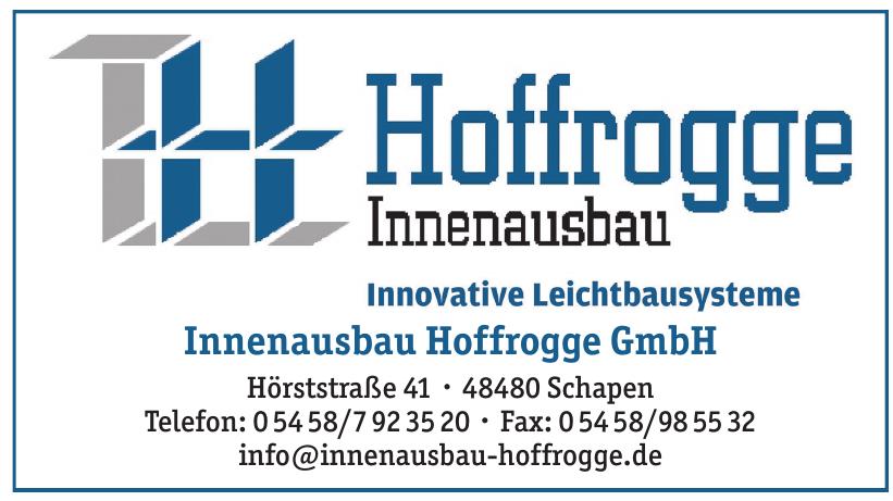Innenausbau Hoffrogge GmbH