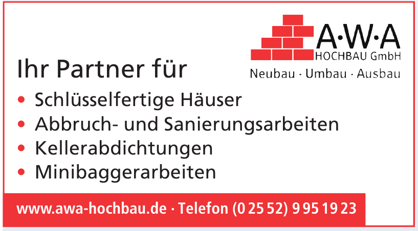 A.W.A. Hochbau GmbH