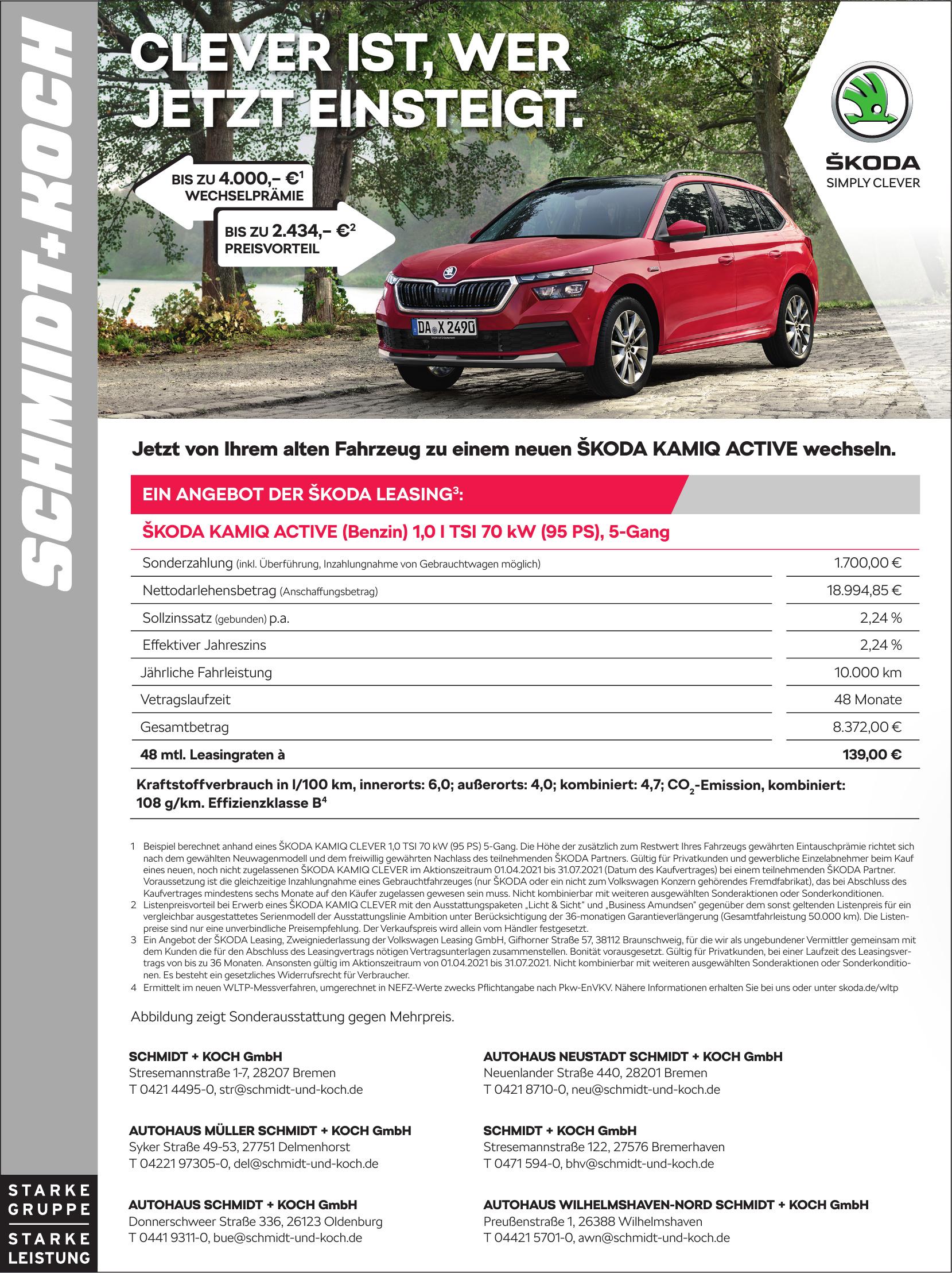 SCHMIDT + KOCH GmbH