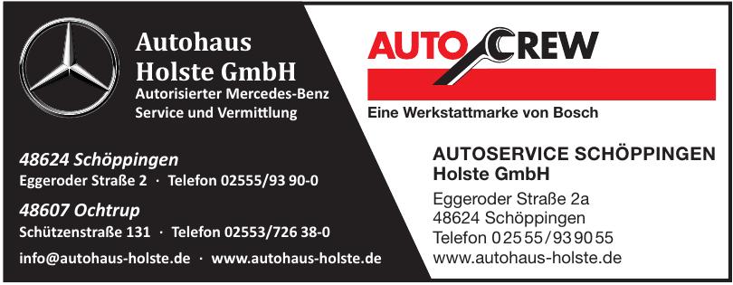 Autohaus Holste GmbH