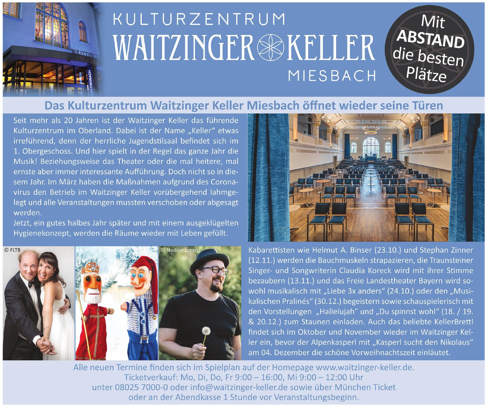 Waitzinger Keller Miesbach