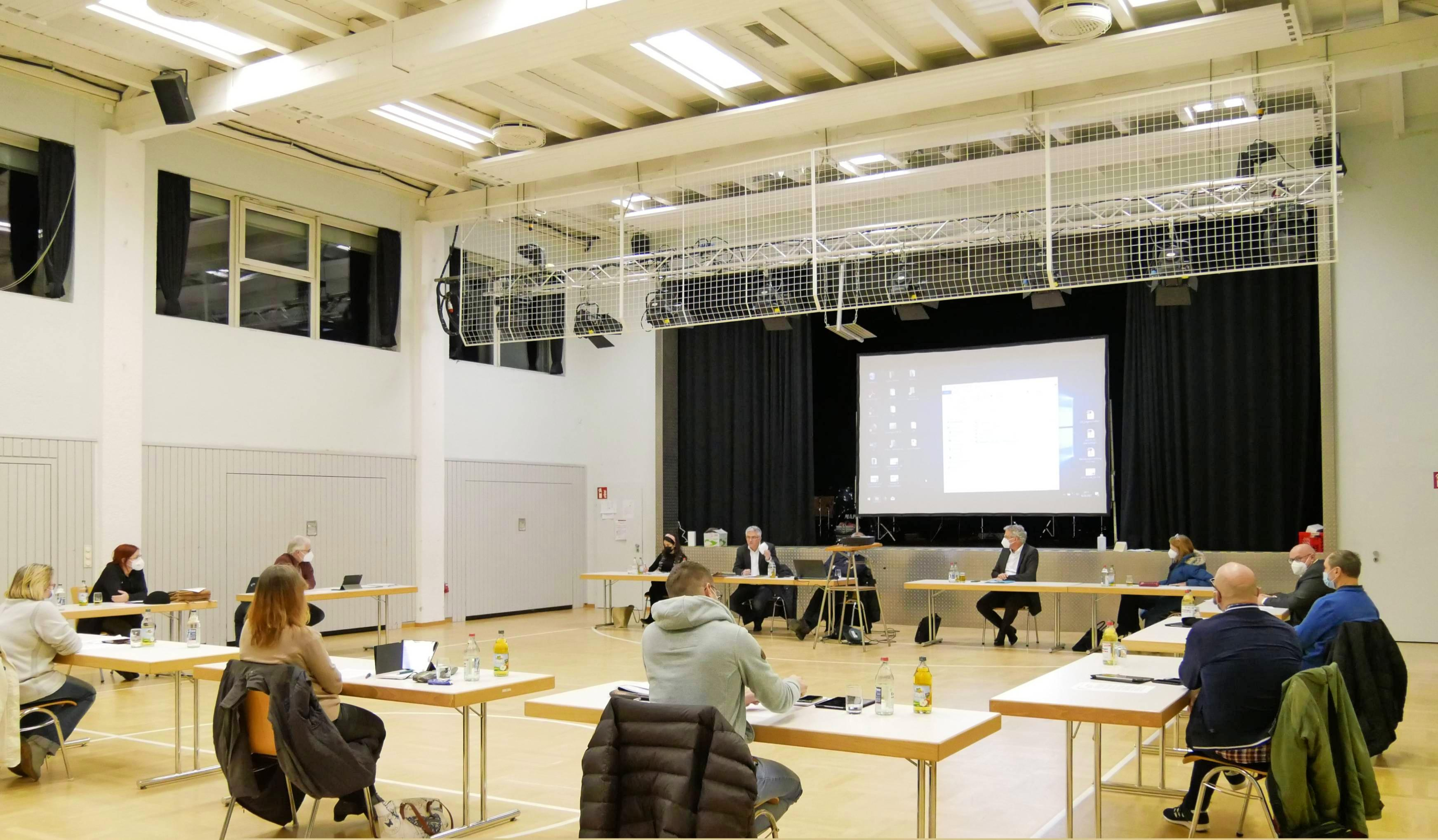 In der Vorberatung empfahl der Obereisesheimer Ortschaftsrat dem Gemeinderat Neckarsulm, den neuen Haushaltsplan zu beschließen.