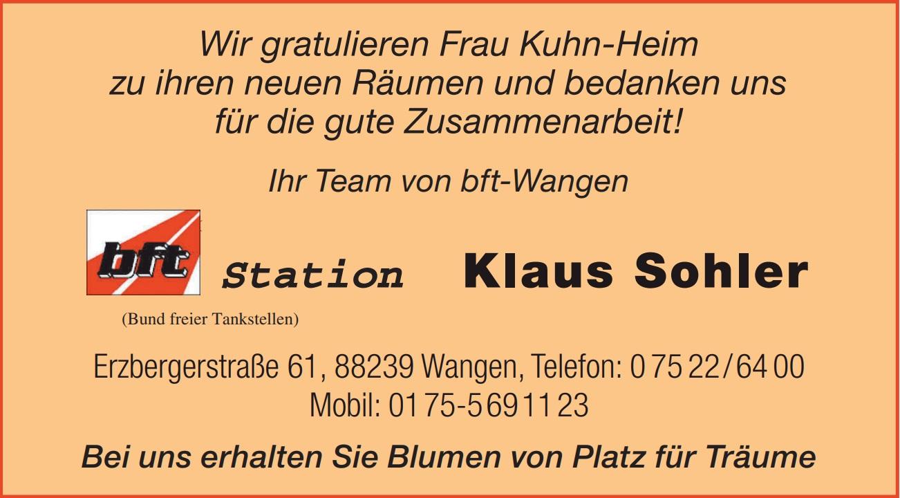 Klaus Sohler