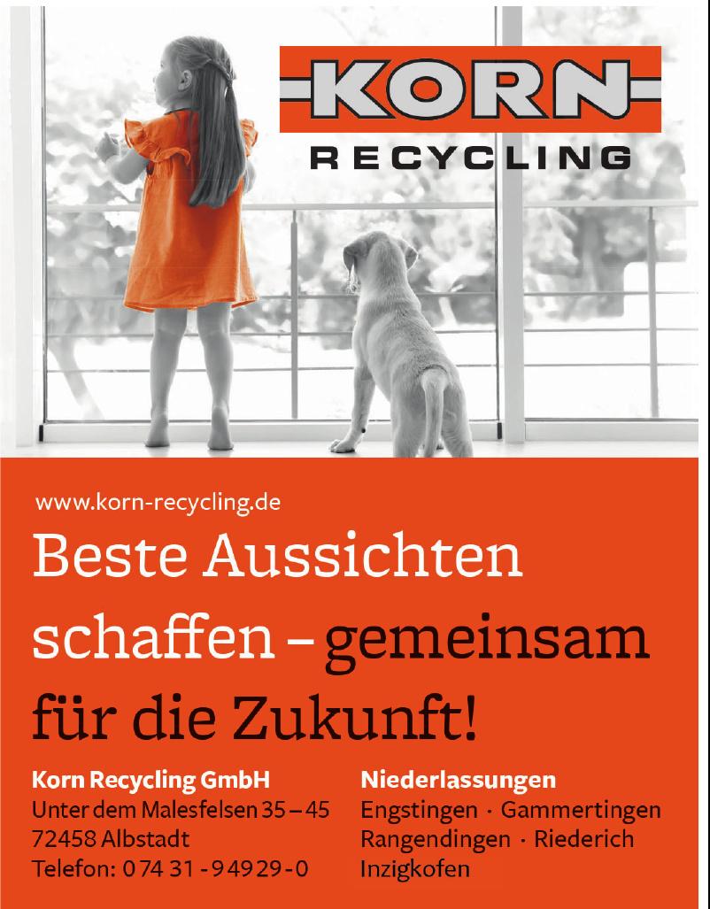 Korn Recycling GmbH