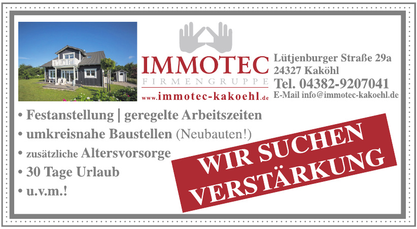 Immotec Firmengruppe